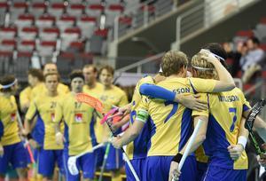 Euro Floorball Tour i Tjeckien väntar för det svenska landslaget i innebandy.