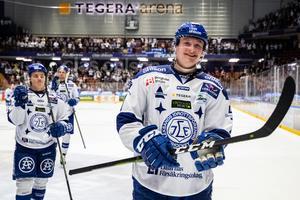 Nordsäter spelade upp sig ju länge säsongen led. Foto: Daniel Eriksson / BILDBYRÅN.