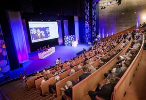 Sverigedemokraterna höll sina landsdagar på Conventum i Örebro i början av november.