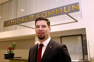 Markus Evensson (S), kommunalråd i Ljusdal Foto: arkivfoto