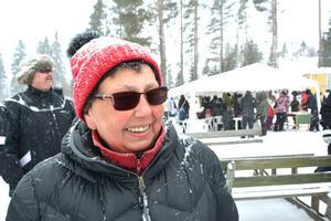 Elisabeth Thor, 65+, pensionär, Ånge.