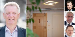 Under måndagen kommer Christer Sundin höras. Advokaterna Jonas Granfelt, Jan-Åke Nyström och Olle Kullinger får göra sin sakframställan.