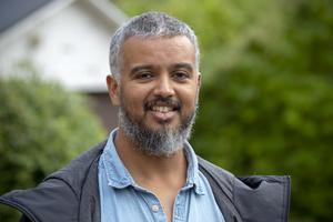 Hamzah Abu Rweileh, delägare av företaget Hatham Invest och specialistläkare inom allmänmedicin.
