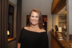 Mari  Högkvist är näringslivsutvecklare i Hallstahammar.