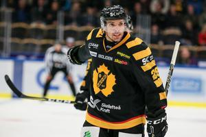 Matt Anderson är klar för spel i Rögle. Bild: Ola Westerberg/Bildbyrån