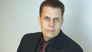 Pasi Hiirikoski, redaktionschef och stf ansvarig utgivare, VLT.