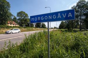 Är det någon som bryr sig om hur det ser ut i Morgongåva? frågar sig insändarskribenten.