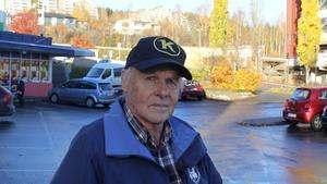 Jan Nilsson, 84 år, pensionär, Timrå.