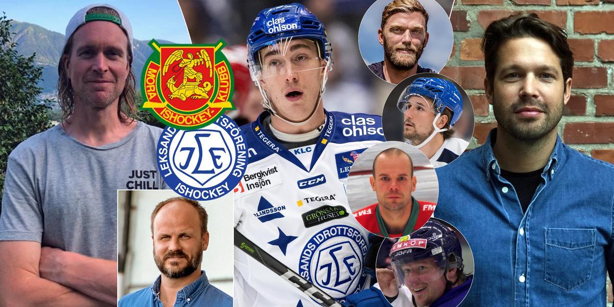 Auktion värd 50 000 kronor – de tar plats i legendarlagen i Tobias Forsbergs välgörenhetsmatch: