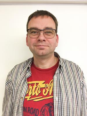 Olof Östlund har valt att börja studera till lärare via en yrkesutbildning, efter att han gått introduktionskursen under förra året.