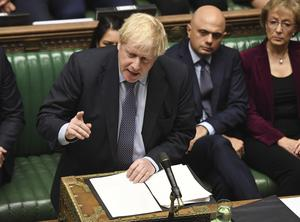 Foto: Jessica Taylor/House of Commons via AP