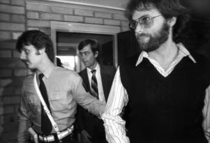 Per-Göran Börstell beskriver den ökände brottslingen Clark Olofsson som en social och duperande person. Foto: Kent Östlund/SCANPIX