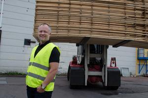 Ett av Dalarnas mest lönsamma sågverk är familjeägda Hedlunds Timber i Furudal.