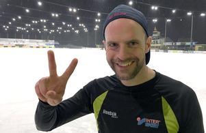 Patrik Allansson-Roos levererade i mötet med Ljusdal.