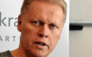 Ola Brossberg tror att Dalkurd kan få en tuff första tid i Uppsala.