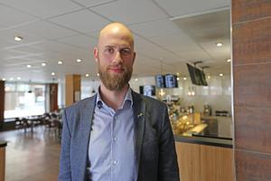 Det var under skoltiden i Borlänge som Carl-Oskar Bohlins politiska övertygelse tog form.