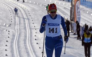 Anna Dyvik, IFK Mora, slutade fyra.