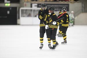 Pavel Ryazantsev och Aleksandr Kim, två ryska stjärnor i dagens AIK.
