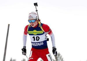 Oscar Andersson, Älvdalens SKG. Foto: Privat