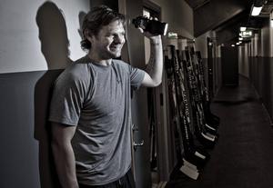 Byron Ritchie ser fram emot en ny sejour i Modo Hockey och Örnsköldsvik.