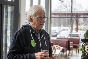Nätverket Nitus som binder samman lokala lärocentrum firar 20 år. Gunnar Olsson, en av grundarna, fanns på plats för att fira under stämman på CFL i Söderhamn.