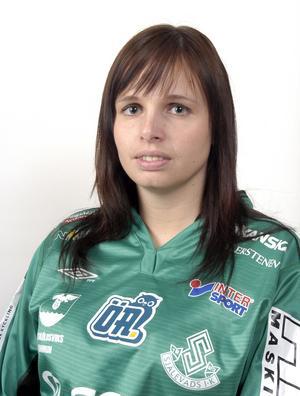 Camilla Nyberg. Bild: Själevads IK