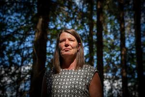 Kicki Vännström har varit engagerad i riksföreningar mot ätstörningar, Frisk och Fri, i tre år nu: