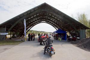Sveriges Motorcyklister (SMC) lokala avdelning i Västernorrland brukar anordna