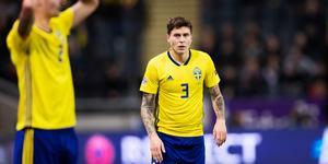 Landslagsbacken från Västerås har ryktas vara ett intresse för Barcelona. Foto: TT