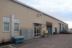 På Kraftgatan ligger i dag Postnords företagscenter och sorteringen.  Den 31 januari kommer sorteringen att flyttas till Avesta.