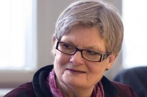 Maud Kvarnäng (C) är ordförande i kommunfullmäktiges valberedning.