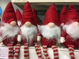 Julen handlar också om att vara tillsammans, påpekar Tomten.