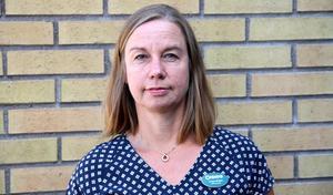 Louise Westin, Tiohundras personaldirektör. Foto: Tova Börrefors