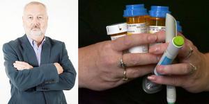 Livet självt står på spel för många diabetesdrabbade personer när nya behandlingar mot sjukdomen dröjer onödigt länge. Det skriver Thomas Magnusson, förbundsordförande Diabetesorganisationen Sverige. Foto: Pressbild, Rick Bowmer/TT
