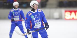 Hur många matcher Robin Lundqvist missar efter smällen mot Åby/Tjureda är ännu oklart.
