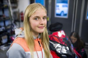 Hilda Arnesson, 14.