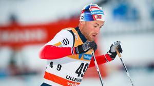 Petter Northug missar helgens världscuptävlingar och därmed sista chansen att åka sig in i OS-trupen. Bild: TT.