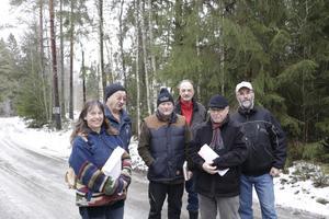Det finns en växande grupp ortsbor som är starkt kritiska till mångmiljonprojektet. Däribland Petra Janensch, Per Mill, Gunde Persson, Sture Beckman, Berthold Bockler och Lars Jansson.