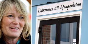 Lisa Johansson är rektor på Ljungaskolan, den enda grundskolan i Ånge kommun som får högsta betyg av Skolinspektionen inom samtliga kvalitetsområden som granskades vid vårens tillsyn.