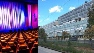 Planer finns på att riva den stora och slitna Handenterminalen. Dessutom ska en ny bio byggas i Haninge centrum.