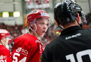 Tre Kronor går miste om Jonathan Dahlén. Foto: Pär Olert (Bildbyrån).