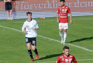 Marcus Astvald var tillbaka på Stora Valla. Och snodde hemmalaget på segern med en kvittering i 84:e minuten.