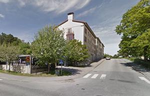 Så här ser det ut på samma plats idag. Bild: Google maps