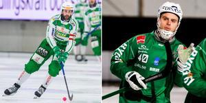 Magnus Joneby och Adam Gilljam.