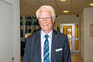 Gerald Engström, styrelseordförande i Systemair Group, toppar listan med sin lön på över två miljoner kronor.