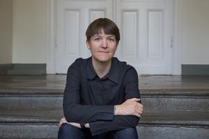 Mikaela Willmer, lektor i medicinsk vetenskap på högskolan i Gävle. Foto: Britt Mattsson/Högskolan i Gävle