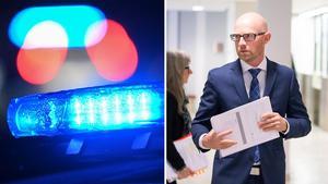Niklas Jeppsson, åklagare på Ekobrottsmyndigheten. Foto: Pär Bäckström/pbfoto.se