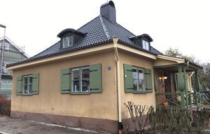 Bergsgatan 8 i köping har fått nya ägare.
