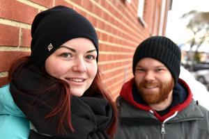Tina Forsberg och Thomas Frost berättade om den kommande turen.