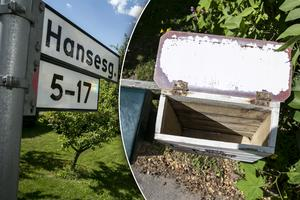 Fotomontage: Mikael Hellsten.I bostadsområdet Forssa blev 200 hushåll utan post – bilen var trasig enligt Post Nord.